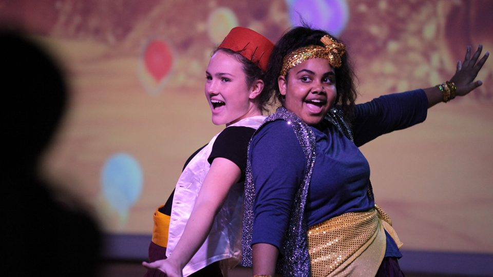 Year 9 Drama Pantomimes