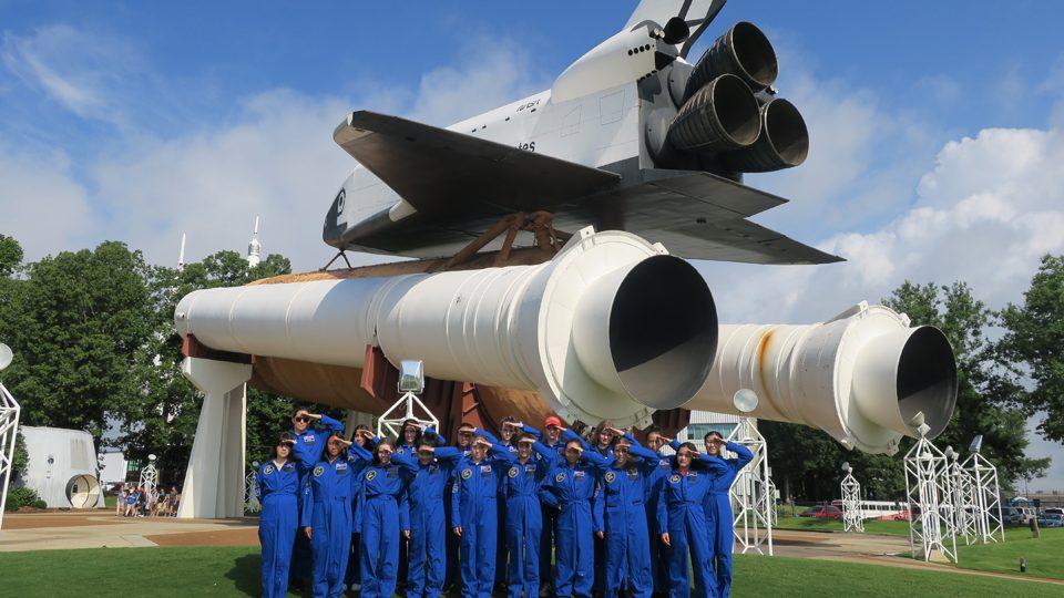 Space School Program Camp
