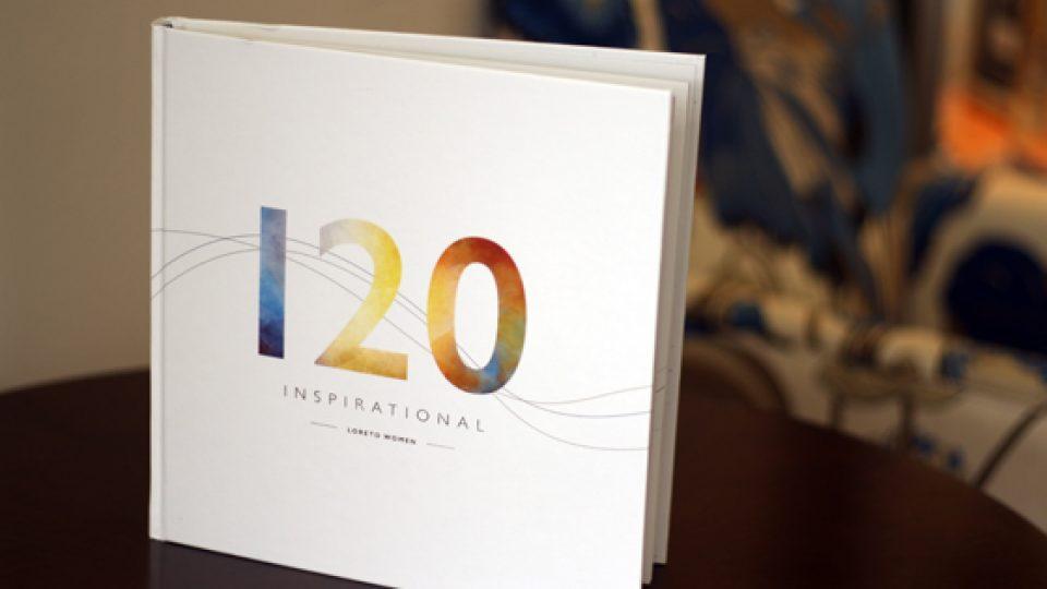 '120 Inspirational Loreto Women' book