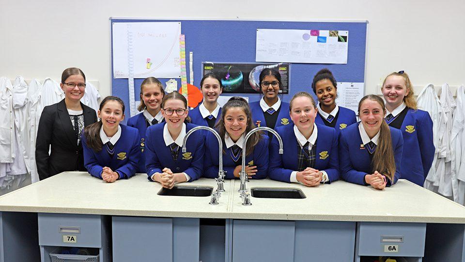 CASE Junior Space School Tour