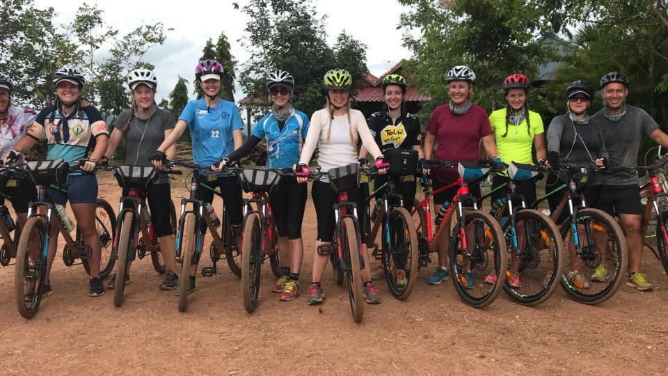 Project Futures: Cambodian Cycle Challenge 2018