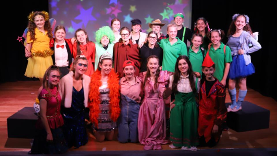Year 9 Pantomime