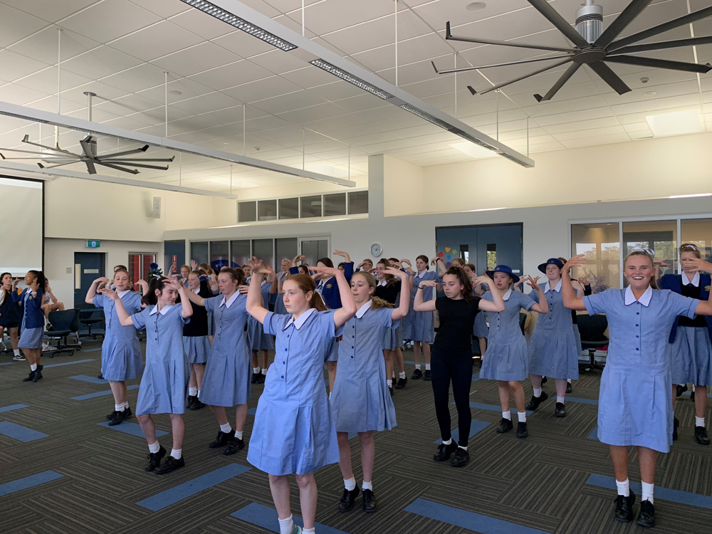 Pastoral Care | Loreto Normanhurst Newsletter