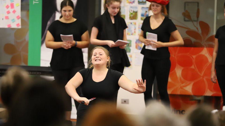 Bell Shakespeare Artist in Residence Program