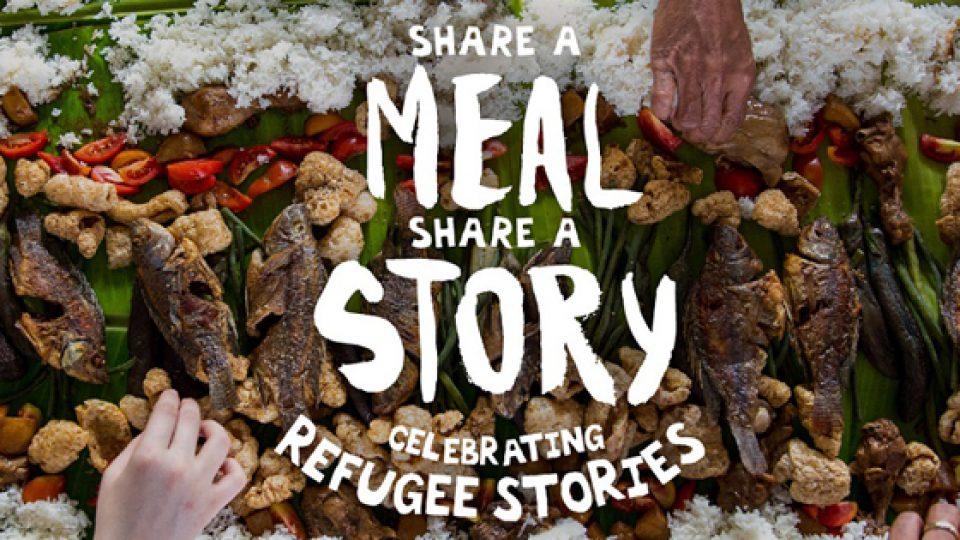 Share a Meal. Share a Story