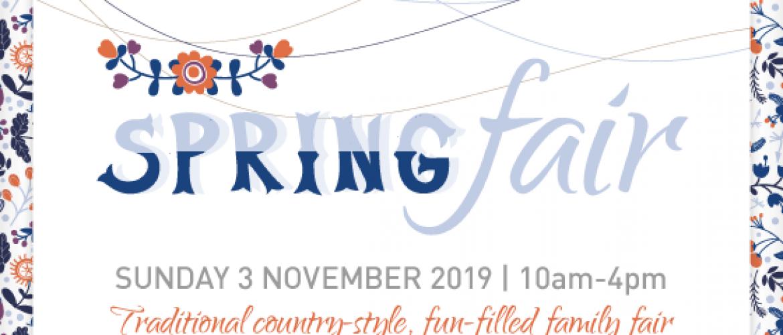 Spring Fair – less than 100 tickets left for the Car Raffle!