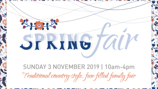 Spring Fair – limited tickets still available for the Car Raffle!