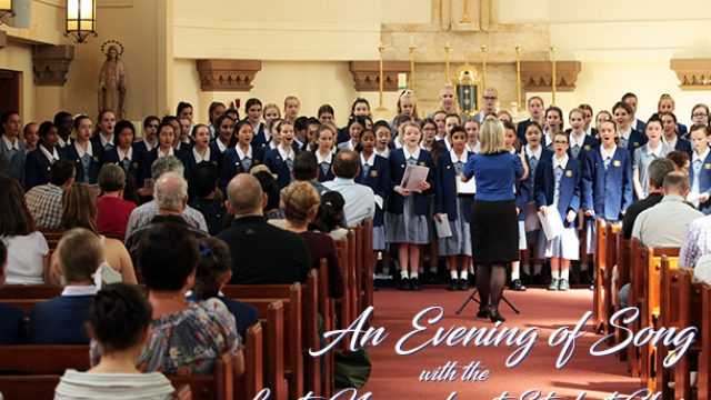 An Evening of Song with the Loreto Normanhurst Student Choir