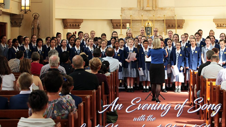 An Evening of Song with the LN Student Choir