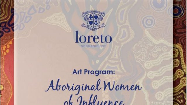 Art Program – Aboriginal Women of Influence