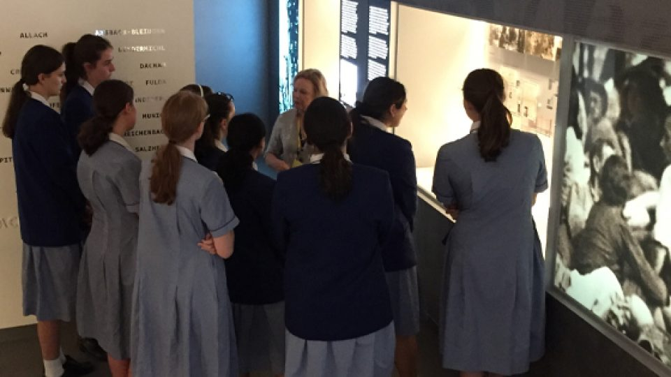 Sydney Jewish Museum Visit