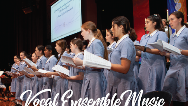Vocal Ensemble music for purchase