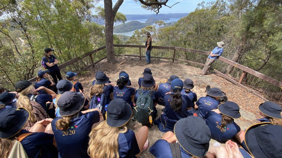 Year 9 Songlines Experience