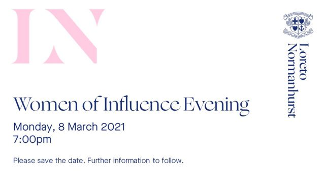 Women of Influence Evening