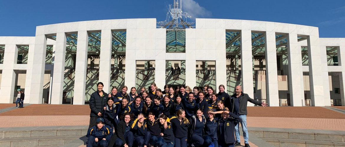 Year 10 Canberra Excursion 2021